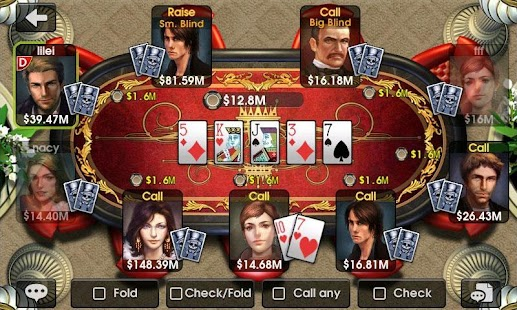 DH Texas Poker - screenshot thumbnail