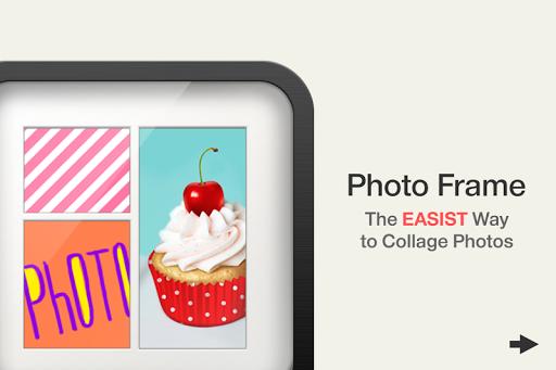 Photo Frame Free : 写真併合