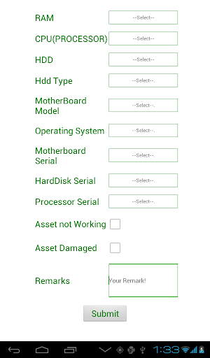 【免費生產應用App】Asset Data Collection-APP點子