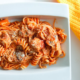 Restaurant Quality Whole Grain Pasta For One