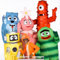 Yo Gabba Gabba! Kids Fan App icon