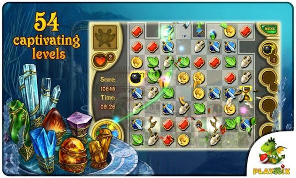 Call Of Atlantis By Playrix APK screenshot thumbnail 1