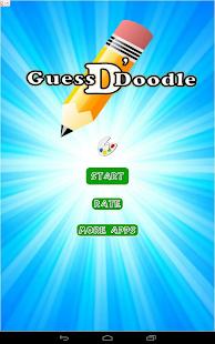 Guess D' Doodle