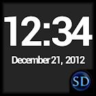 SD DigiClock Widget icon