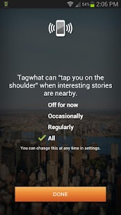 Tagwhat - Best Places Nearby - screenshot thumbnail