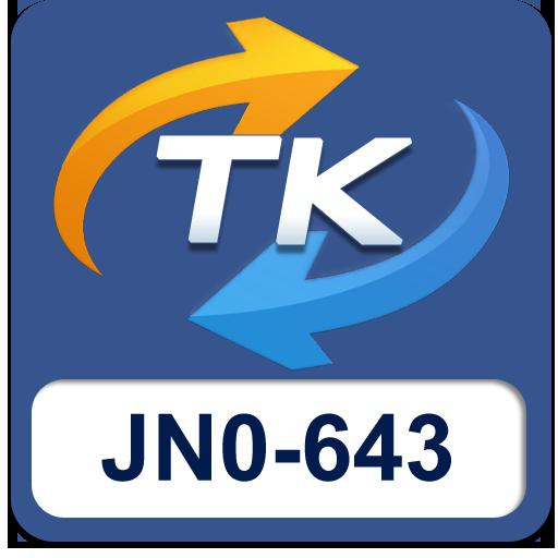 JN0-643 Juniper JNCIP-ENT Exam LOGO-APP點子