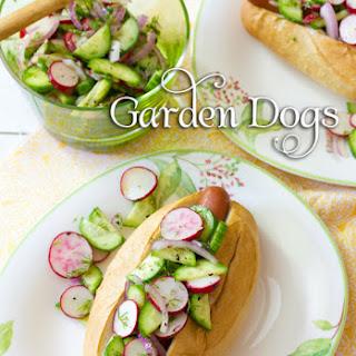 Garden Hot Dog