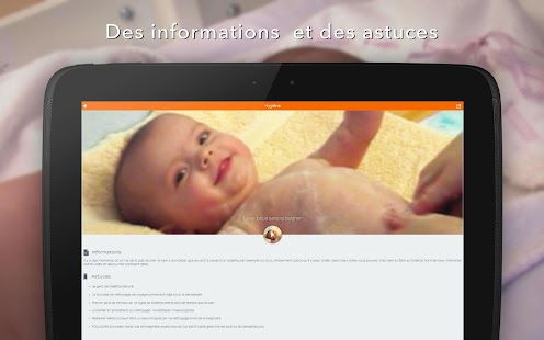 Elever Bébé- screenshot thumbnail