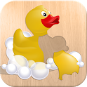 Free Kids Puzzle - Bathroom icon