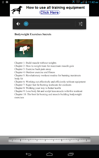 Bodyweight Exercise Secrets