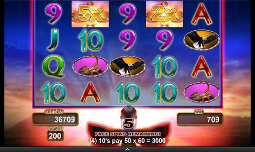 buffalo gold slot rules