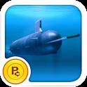 Submarine Attack! Arcade logo