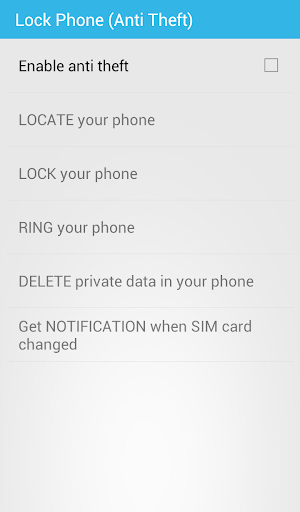 Avast Anti-Theft - Android Apps on Google Play