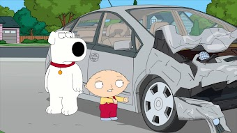 Stewie Goes for a Drive