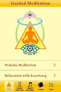 Preksha Meditation - screenshot thumbnail