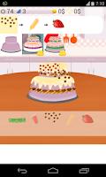 Screenshot of cake games