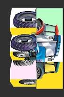 Screenshot of 3D Block Cubes: Tractor Series