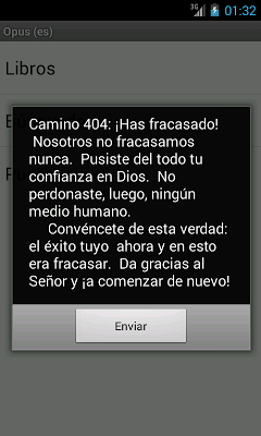 Camino (es) - screenshot