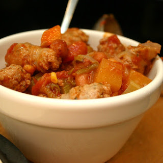 Lincolnshire Sausage and Bean Casserole