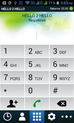 HELLO 2 HELLO - screenshot