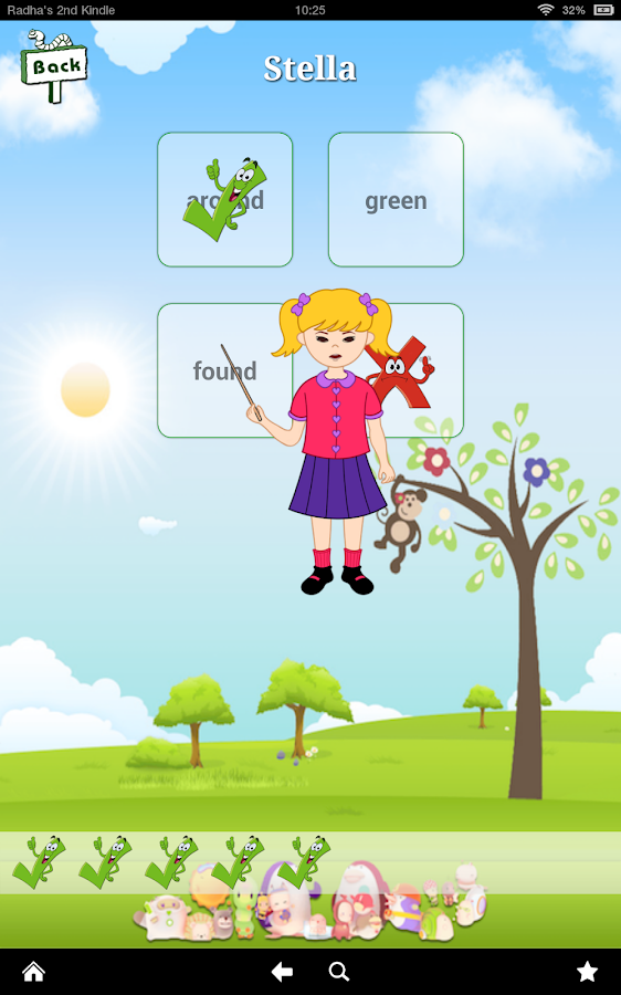 Teach Second Grade for Android- screenshot
