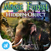 Hidden Object - Magic Forest