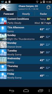 NOAA Weather Unofficial (Pro)- screenshot thumbnail