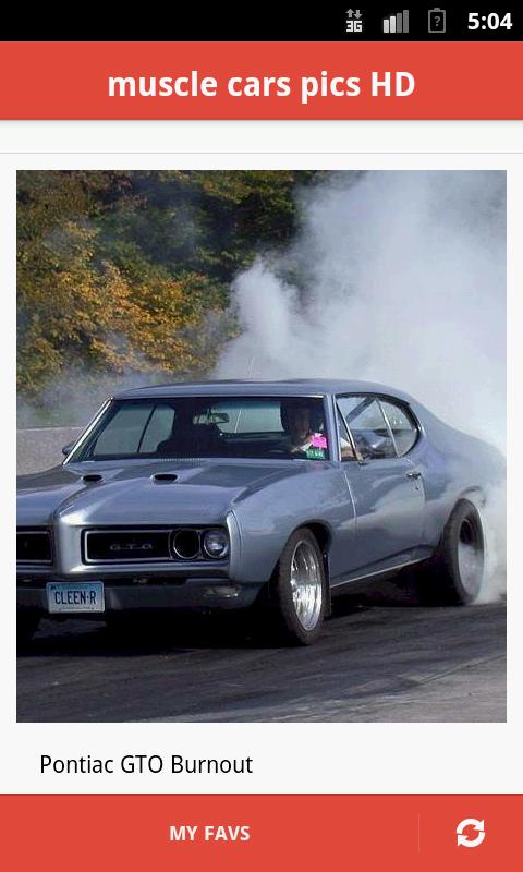 Muscle Cars Pics HD - screenshot