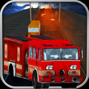 Fire Truck Frenzy Racing Free 街機 App Store-癮科技App
