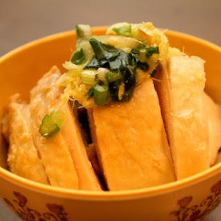 Chinese Poached Chicken/Bak Chit Gai (Paleo, Gluten Free)