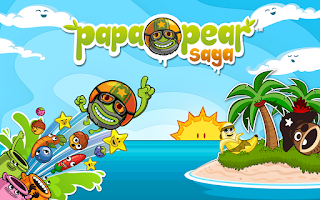 Screenshot of Papa Pear Saga