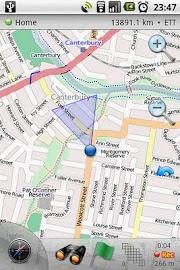 Maverick: GPS Navigation Screenshot 1