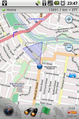 Maverick: GPS Navigation - screenshot
