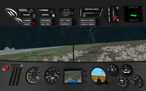 Airplane Pilot Simulator 3D 1.06 APK