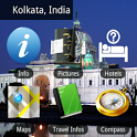Kolkata Calcutta Travel Guid icon