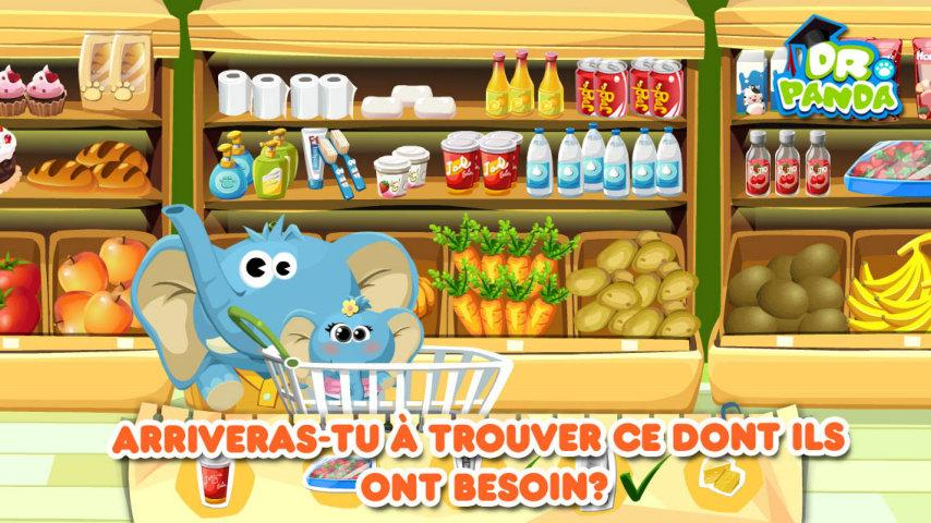 android Dr. Panda: Supermarché Screenshot 11
