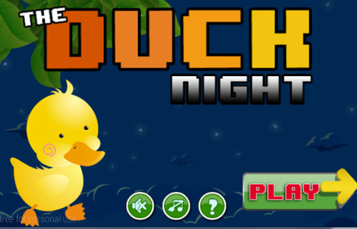 鴨遊戲 - The Duck Night Adventure