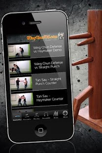 WingChun 1 - Siu Lim Tao Form - screenshot thumbnail