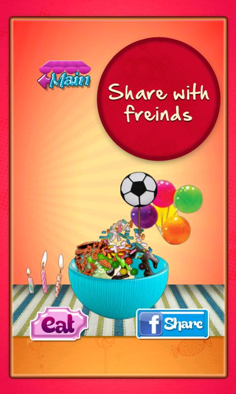 Sundae Maker - screenshot