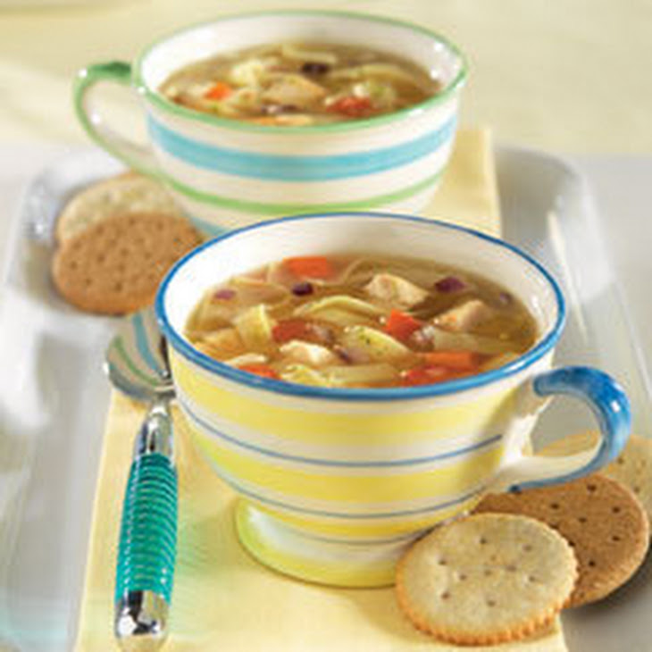 Country Noodle Soup Recipe