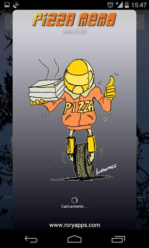 Pizza Memo Coupon