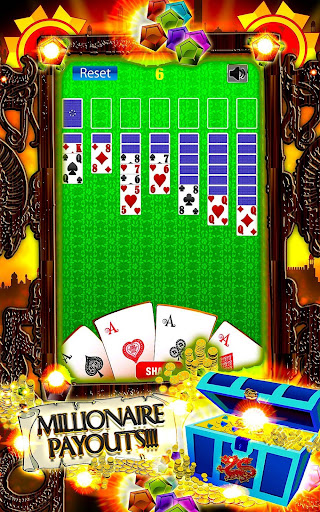Solitaire GT Casino Crash VIP