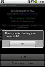 TUN.ko Installer Screenshot 4