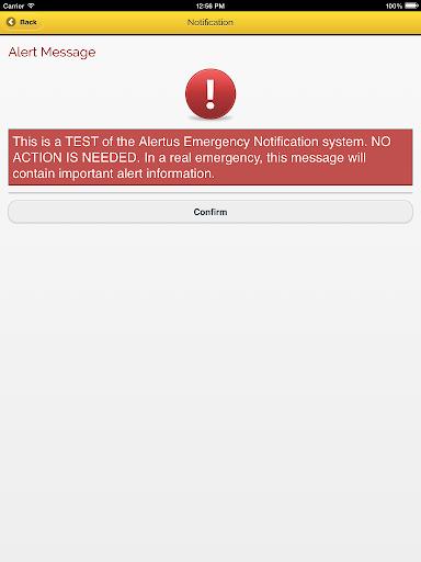 【免費通訊App】Alertus-APP點子