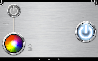 Screenshot of Flashlight HD LED