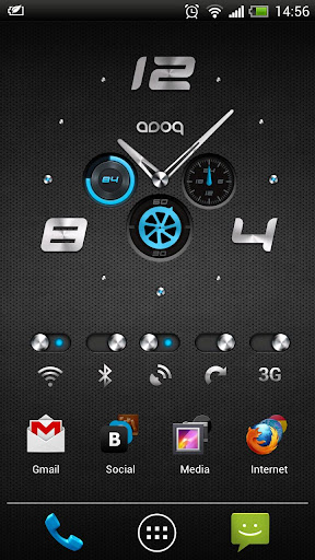 Adoq Chrono HD Widgets + WP