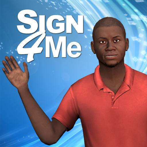 Sign 4 Me 書籍 App LOGO-APP試玩