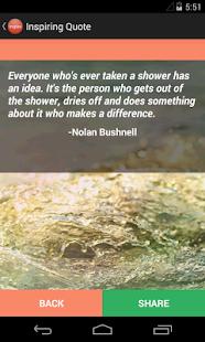 Inspirational Daily Quotes- screenshot thumbnail