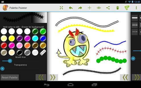 玩免費教育APP|下載Palette Paint & Doodle (Pro) app不用錢|硬是要APP