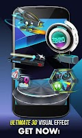Screenshot of Next Launcher 3D Shell Lite